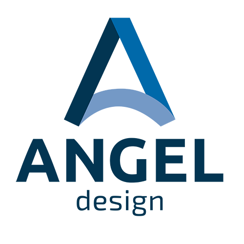 Logo Angel design